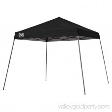 Quik Shade Expedition 10'x10' Slant Leg Instant Canopy (64 sq. ft. coverage) 554385747