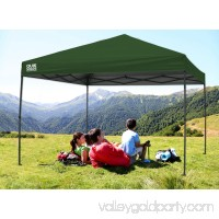 Quik Shade Weekender Elite 10'x10' Straight Leg Instant Canopy (100 sq. ft. coverage) 553280065