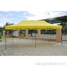 American Phoenix 10 Ft. W x 20 Ft. D Steel Pop-Up Party Tent