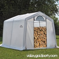 Firewood Seasoning Shed 5' x 3.5' x 5' 554797775