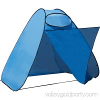 Aleko PTB16 Large Outdoor Portable Instant Pop-Up Beach Tent Sun Shelter, Blue 556308490