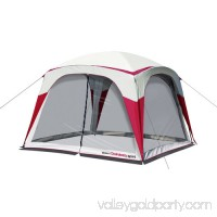 Dual Identity Sport 10' x 10' 360 Degree Screen House Canopy 555585036