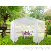 Quictent NEW 11x13 Garden Canopy Party Wedding Tent W/ Nettings