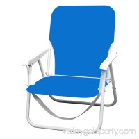 Caribbean Joe Folding Beach Chair   557644955