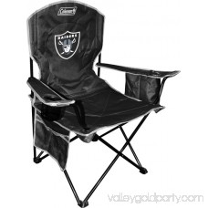 Coleman Quad Chair with 4- to 6-Can Cooler, Oakland Raiders 552104355