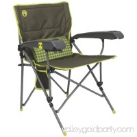 Coleman Vertex Ultra Hard Arm Chair, Best Lime Check   568240531