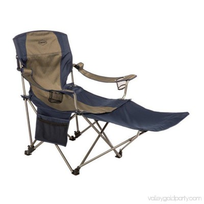 Kamp-Rite Chair with Detachable Footrest 553012817