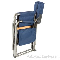 Kamp-Rite Director's Chair with Side Table and Cooler   554966535