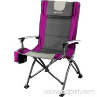 Ozark Trail High Back Chair with Head Rest, Fuchsia 552321312