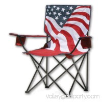 Quik Chair US Flag Folding Armchair 553636076