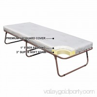 Best Price Mattress Space Saver Rollaway Guest Bed, Deluxe   565895700