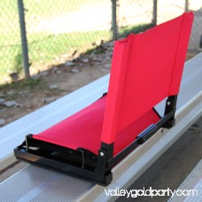 Threadart Folding Stadium Chair Bleacher Seat 556895994