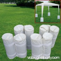4 PCS outdoor CANOPY TENT WEIGHT SAND BAG ANCHOR KIT 563036467