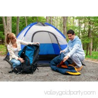 GigaTent Liberty Trail 2 Dome Tent, 7' x 7', Sleeps 3   550089906