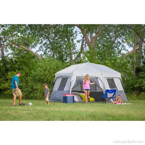 Ozark Trail 8-Person Instant Hexagon Cabin Tent 550235237