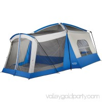 Wenzel Klondike 8 Person Tent - Blue   562896119