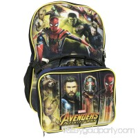 Avengers Backpack With Lunch   567391557