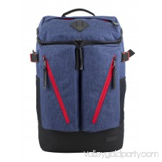 Fuel Dual Chambray Impact Backpack with Multiple Compartments 563866149