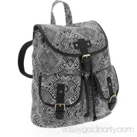 No Boundaries Women's Double Pocket Backpack   562744664