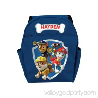 Personalized PAW Patrol Ready for Adventure Blue Toddler Boy Backpack   553651884