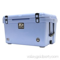 K2 Coolers 50 Qt. Summit Lid Cooler