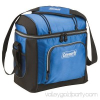 Coleman 16-Can Soft Cooler with Removable Liner, Blue 551891370