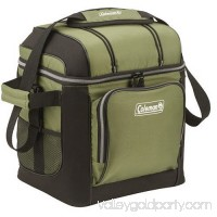 Coleman 30-Can Soft Cooler with Removable Liner, Green   551865142