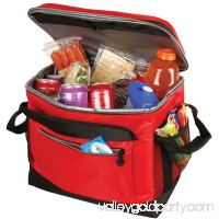 Coleman 40-Can Collapsible Soft Cooler, Red   570416746