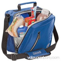 Coleman Messenger Bag Soft Cooler, Blue   553322514