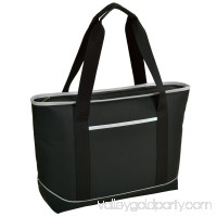Picnic at Ascot Trellis Green Large InsulAted Tote