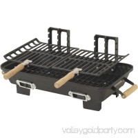 Kay Home Products Cast Iron Hibachi Grill 30052DI 570875697