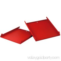 Camp Chef Folding Side Shelves For Double Burner Stove   550382378