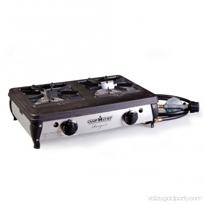 Camp Chef Ranger II Double Burner Table Top Camp Stove 550382299