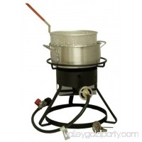 King Kooker 22 Portable Propane Outdoor Cooker Package 1638784