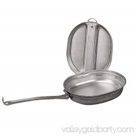 Aluminum GI Type 2 Piece Mess Kit