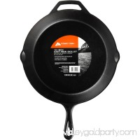"Ozark Trail 12"" Cast Iron Skillet, Pre-Seasoned   556294653"