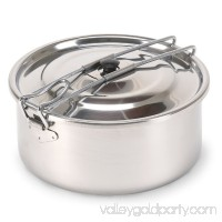 Stansport Solo II Stainless Steel Cook Pot 552126142