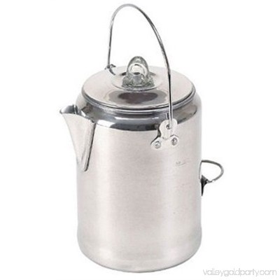 Wenzel Camp Coffee Pot with 9 Cup Capacity 000972464