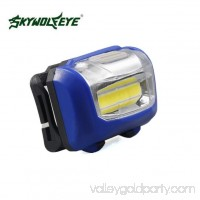 3W Mini Headlight 300Lumens LED Headlamp Flashlight Lamp Head Torch