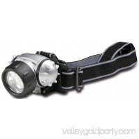 LED Headlamp 7 LED Headlight Hands Free for Jogging Cycling Camping