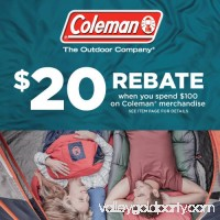 Coleman Propane Lantern Carry Case 000931974