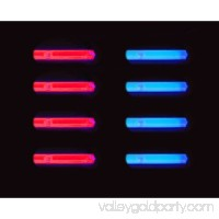 Triumph Sports USA Glow Sticks(QTY8-4red,4blue)