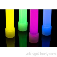 "Wealers 12 Pack SnapLight Light Sticks - 6"" Inch, Ultra Bright Glow In The Dark Stick with Up To 24 Hour Duration, For Emergency's, Camping, Party's"
