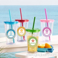 Personalized Cabana Cool Tumbler   555310371
