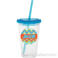 Personalized Sun-Kissed Chevron Tumbler 555310359