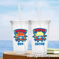 Personalized Superhero Tumbler   562897344