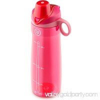 Pogo BPA-Free Plastic Water Bottle with Chug Lid, 32 oz   554855358