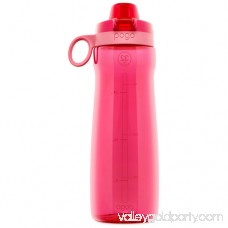 Pogo BPA-Free Plastic Water Bottle with Chug Lid, 32 oz 554855367