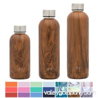Simple Modern 17oz Bolt Water Bottle - Stainless Steel Hydro Swell Flask - Double Wall Vacuum Insulated Reusable Small Kids Metal Coffee Tumbler Leak Proof Thermos - Sweet Taffy 569664350