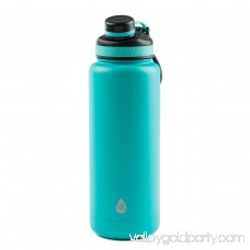 Tal Teal 40oz Double Wall Vacuum Insulated Stainless Steel